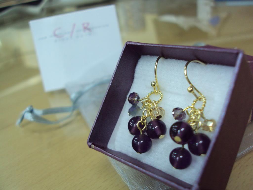 Custom Made Earrings From Japan