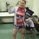 The English Teaching (slash) MMA Girl…