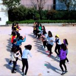 Crazy Dancing School Festival…a Day Off