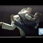 Inspirational Blind Olympic Judo Girl (Slow Motion Video)