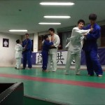 Judo Class with Kids