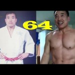 Strength of a 64 Year Old Korean Judo Master