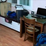 My Apartment in Busan, South Korea
