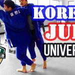 Korean judo university