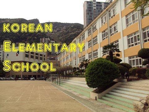 A Korean Elementary School Tour - Red Dragon Diaries