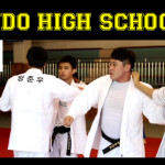 Judo High School in South Korea (한국의 유도 고등학교)