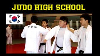 Judo High School Korea 2 copy