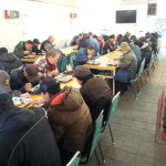 A Lunar New Year's Feast for the Homeless in Busan