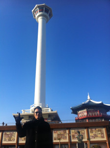 Busan Tower 12.31.12