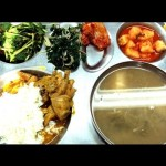 9 Examples of South Korean School Lunches