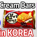 5 Korean Convenience Store Ice Cream Bars