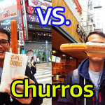 McDonald's Vs. Korean Street Food Vendor Churros