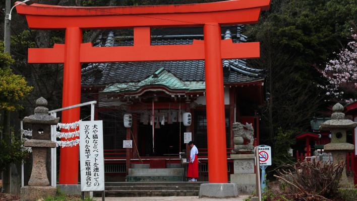 Hiroshima Neighborhood Temple