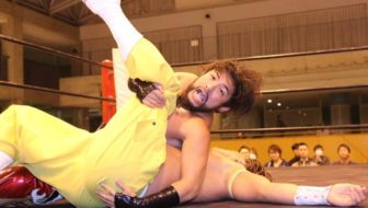 Teaching English in Japan was Like Pro Wrestling for Me