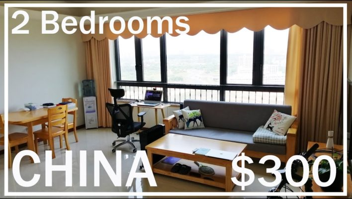 I'm Saving Boat Loads of Cash in This Sweet New Chinese Apartment