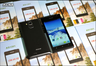 Smartphone Kim Jong Un Has a Smartphone!!