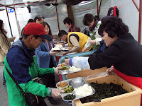 Ministering to the Homeless in Busan, South Korea